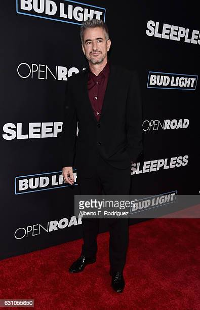 Actor Dermot Mulroneyattends the Premiere of Open Road Films' Sleepless at Regal LA Live Stadium 14 on January 5 2017 in Los Angeles California