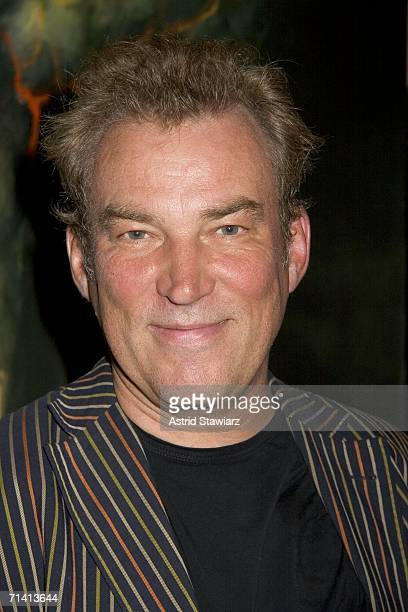 Actor Des McAnuff attends the 14th Annual Rockers on Broadway to benefit Broadway Cares/Equity Fights AIDS on July 8, 2006 in New York City .