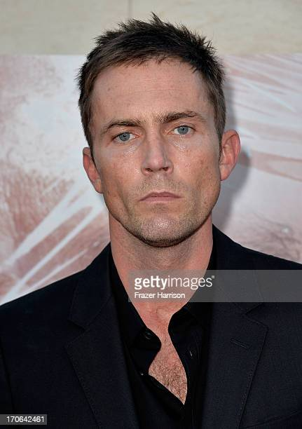 Actor Desmond Harrington arrives at the Showtime Celebrates 8 Seasons Of Dexter at Milk Studios on June 15 2013 in Hollywood California