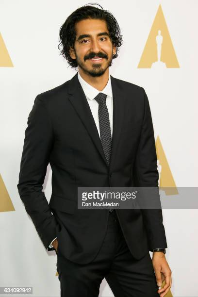 Actor Dev Patel arrives at the 89th Annual Academy Awards Nominee Luncheon at The Beverly Hilton Hotel on February 6 2017 in Beverly Hills California