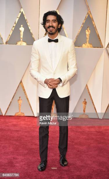 Actor Dev Patel attends the 89th Annual Academy Awards at Hollywood & Highland Center on February 26, 2017 in Hollywood, California.