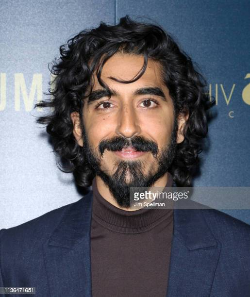 "Actor Dev Patel attends the ""Hotel Mumbai"" New York screening at Museum of Modern Art on March 17, 2019 in New York City."