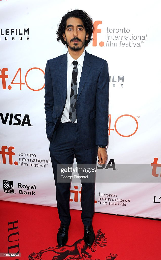 "2015 Toronto International Film Festival -  ""The Man Who Knew Infinity"" Premiere - Red Carpet"