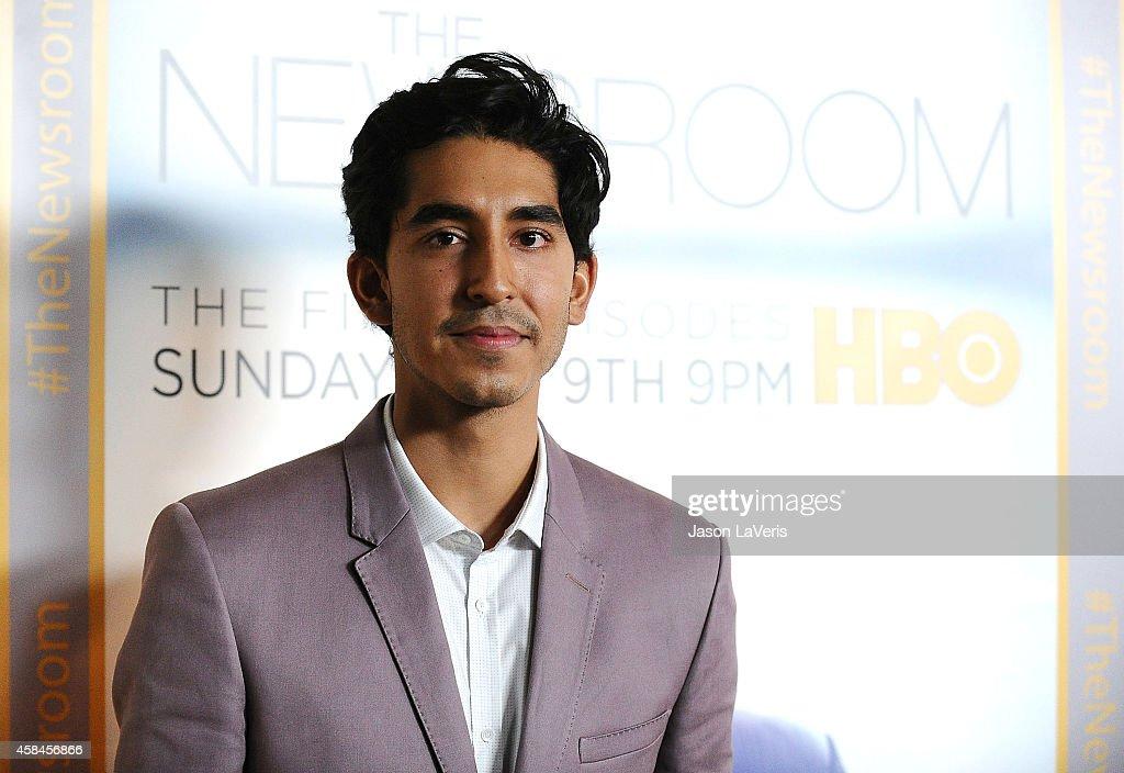 "HBO's ""The Newsroom"" - Season 3 Premiere : News Photo"