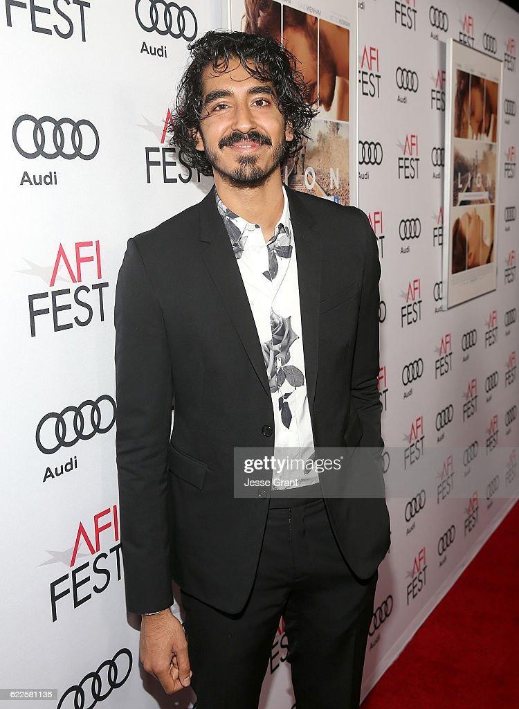 "Nicole Kidman, Dev Patel, Priyanka Bose, Saroo Brierley And Screenwriter Luke Davies Attend ""Lion"" AFI Screening"