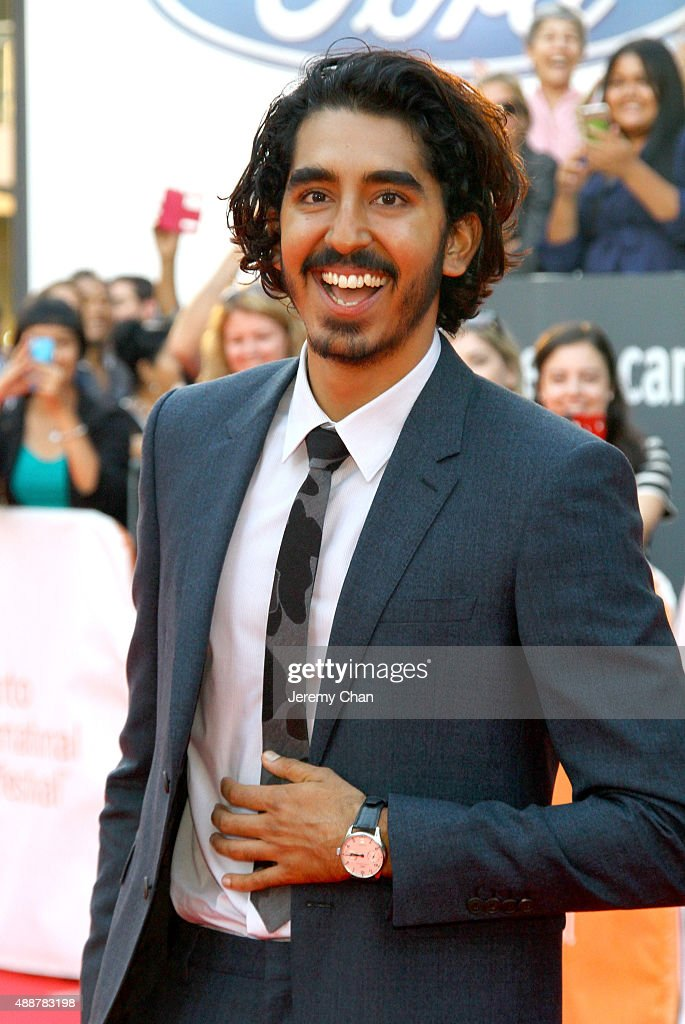 "2015 Toronto International Film Festival - ""The Man Who Knew Infinity"" Premiere - Arrivals"