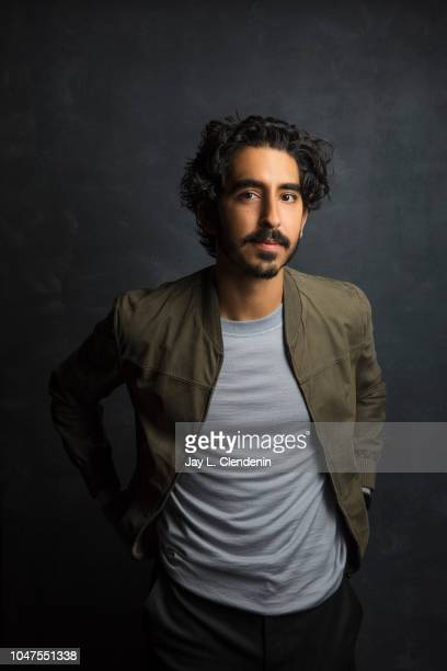 Actor Dev Patel from 'Hotel Mumbai' is photographed for Los Angeles Times on September 7, 2018 in Toronto, Ontario. PUBLISHED IMAGE. CREDIT MUST...