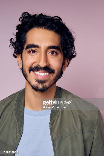 Actor Dev Patel from the film 'Hotel Mumbai' poses for a portrait during the 2018 Toronto International Film Festival at Intercontinental Hotel on...