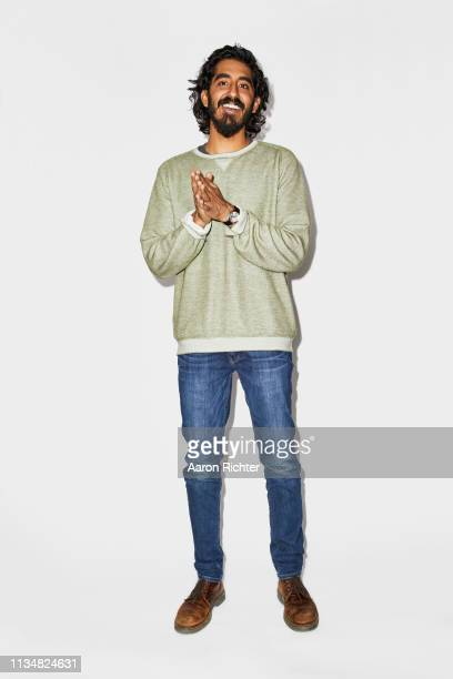 Actor Dev Patel is photographed for New York Times on March 17, 2019 in New York City. PUBLISHED IMAGE.