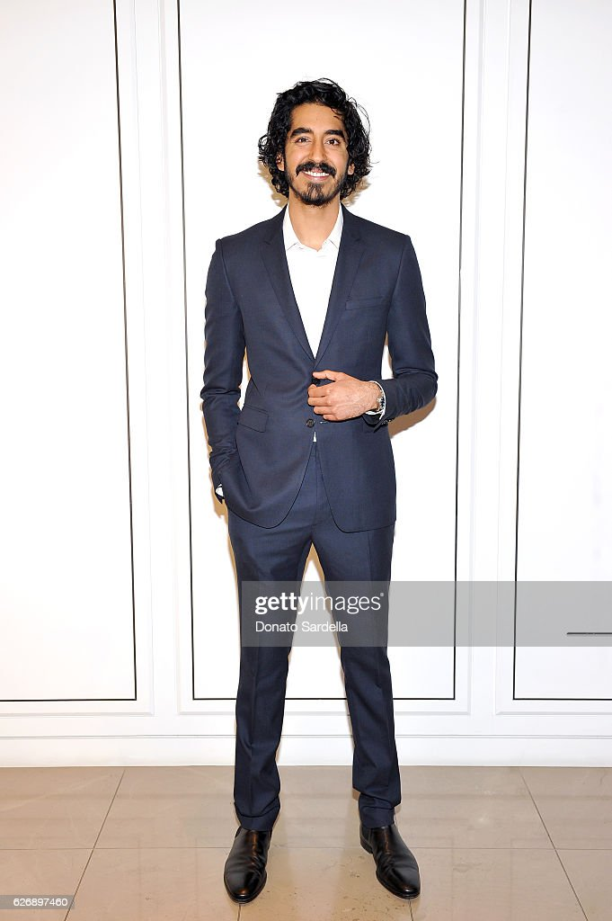 """Burberry and The Weinstein Company Honour Dev Patel and his performance in """"Lion"""""""