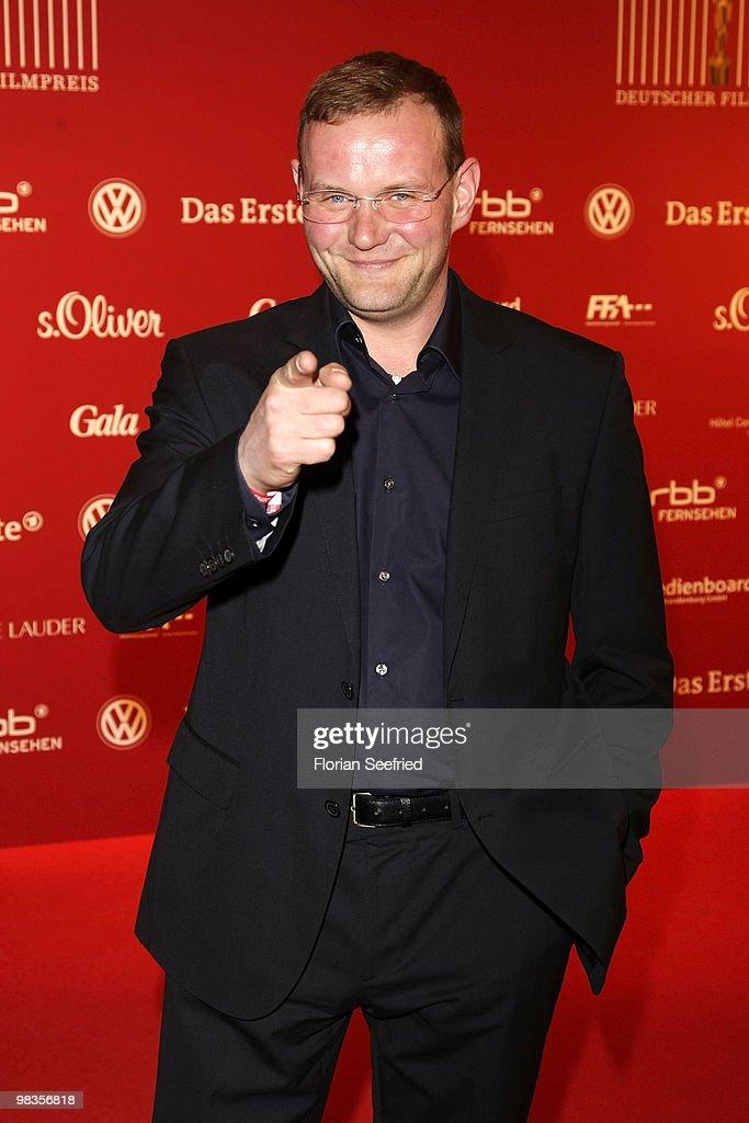 'Deutscher Filmpreis 2010' Nominees Reception