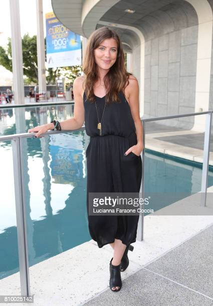 Actor Devin Kelley attends the Opening Night of 'Heisenberg' at Mark Taper Forum on July 6 2017 in Los Angeles California