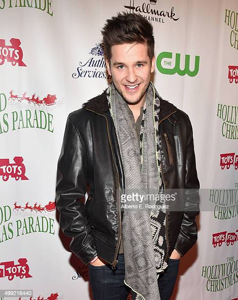 Actor Devon Werkheiser attends 2015 Hollywood Christmas Parade on November 29 2015 in Hollywood California