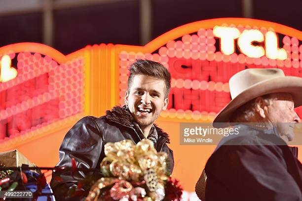 Actor Devon Werkheiser attends the 2015 Hollywood Christmas Parade on November 29 2015 in Hollywood California