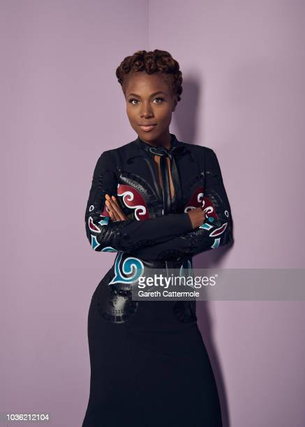 Actor DeWanda Wise from the film 'The Weekend' poses for a portrait during the 2018 Toronto International Film Festival at Intercontinental Hotel on...