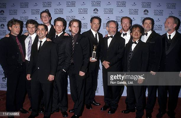 Actor Dexter Fletcher actor Rick Gomez actor James Madio actor Colin Hanks actor Ross McCall actor Richard Speight Jr actor Tom Hanks director Steven...