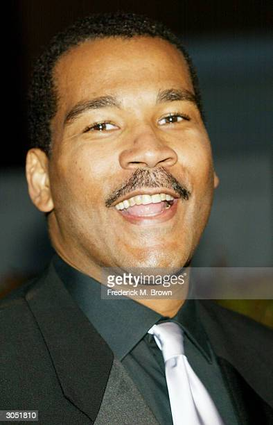 Actor Dexter King attends the 35th Annual NAACP Image Awards at the Universal Amphitheatre March 6 2004 in Hollywood California