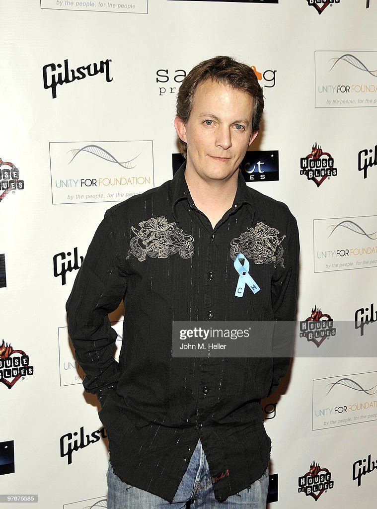 Actor Dian Bashar attends the 'Unity For Peace' Benefit Concert at the House Of Blues on March 12, 2010 in Los Angeles, California.