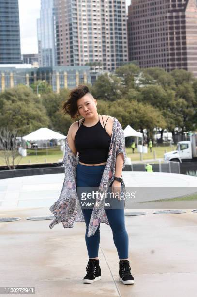 Actor Diana Oh attends the 2019 SXSW Conference And Festival on March 13 2019 in Austin Texas