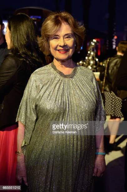 Actor Diane Baker attends the 2017 TCM Classic Film Festival opening night after party on April 6 2017 in Los Angeles California 26657_005