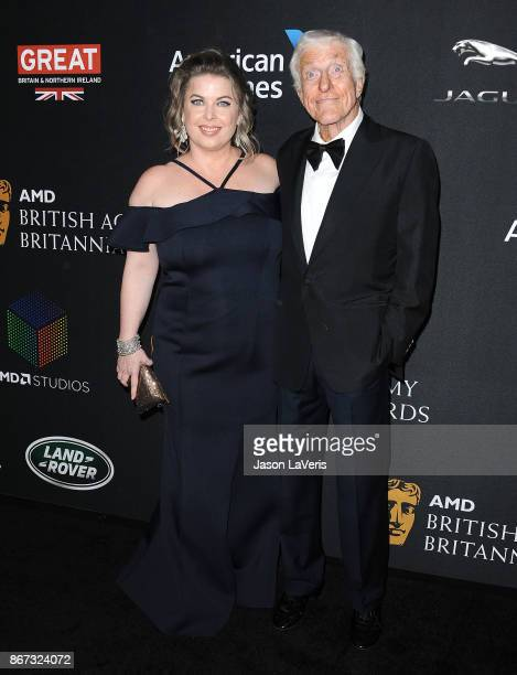 Actor Dick Van Dyke and wife Arlene Silver attend the 2017 AMD British Academy Britannia Awards at The Beverly Hilton Hotel on October 27, 2017 in...