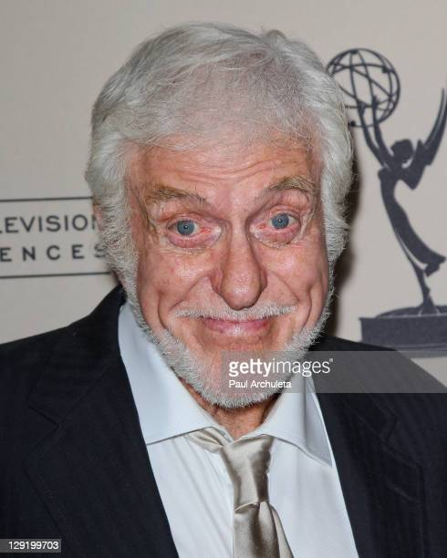 """Actor Dick Van Dyke arrives at the Academy Of Television Arts & Sciences for """"An Evening Honoring Carl Reiner"""" at Leonard H. Goldenson Theatre on..."""