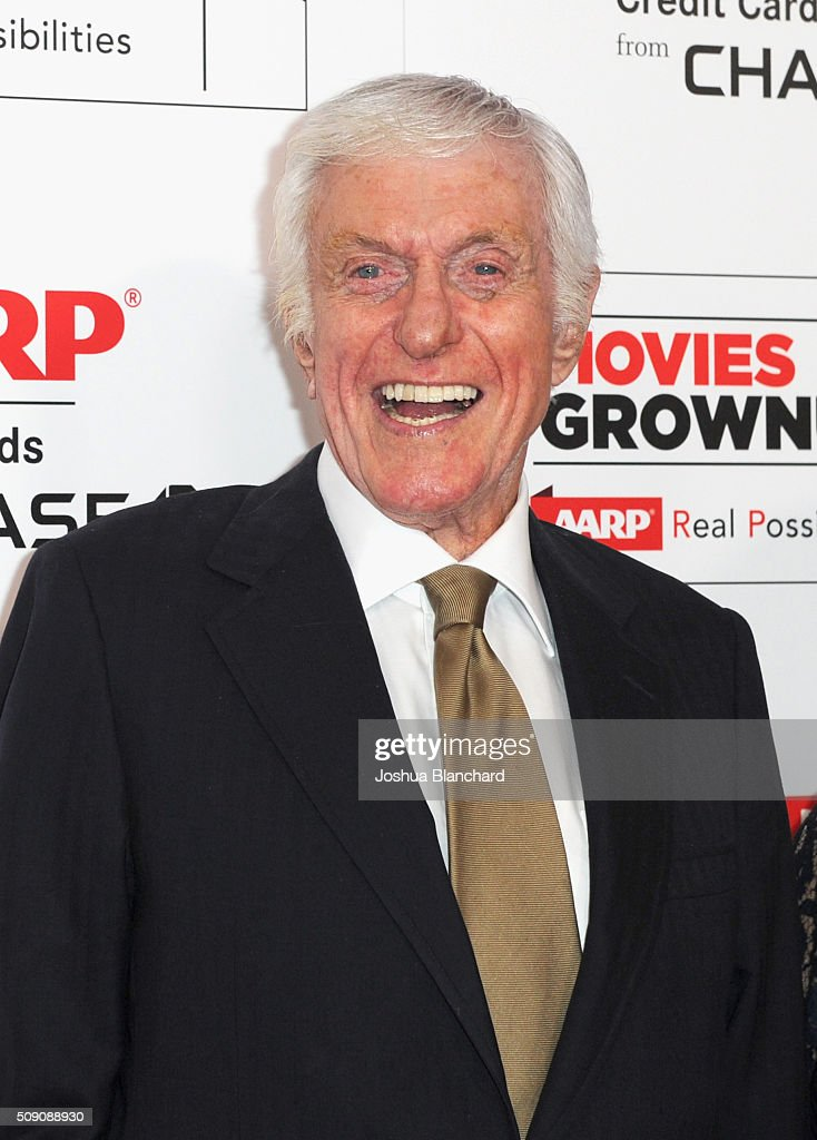 Actor Dick Van Dyke attends AARP's 15th Annual Movies For Grownups Awards at the Beverly Wilshire Four Seasons Hotel on February 8, 2016 in Beverly Hills, California.