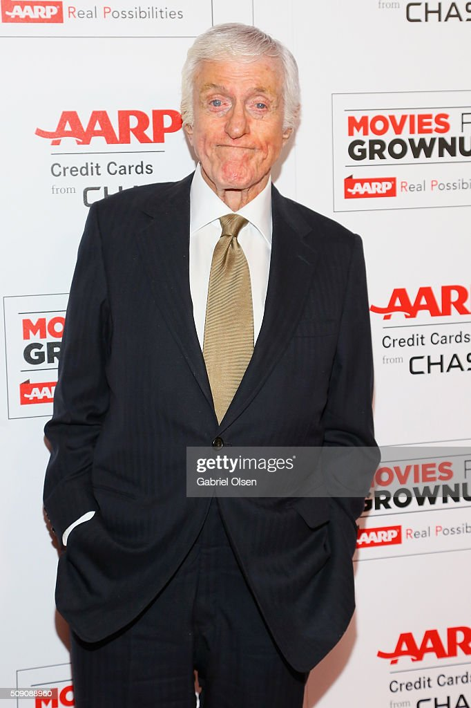 Actor Van Attends Aarp S 15th Annual Movies For Grownups Awards At The Beverly Wilshire