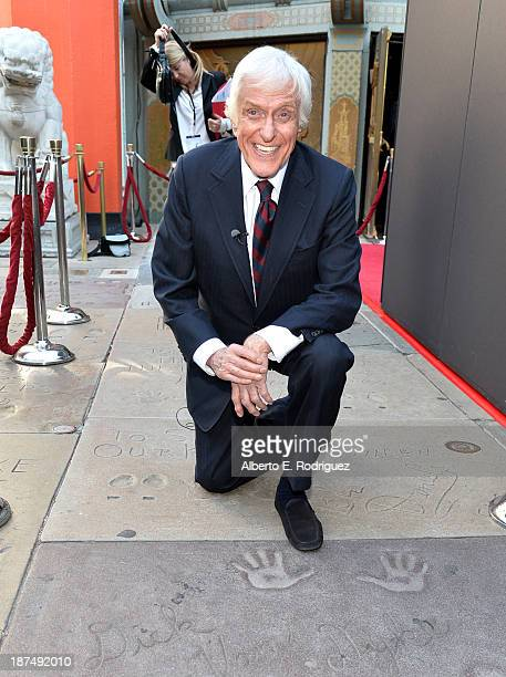Actor Dick Van Dyke attends the 50th anniversary commemoration screening of Disney's Mary Poppins during AFI FEST 2013 presented by Audi at TCL...