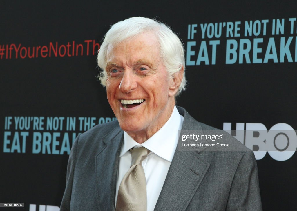 """Premiere Of HBO's """"If You're Not In The Obit, Eat Breakfast"""" - Arrivals : News Photo"""