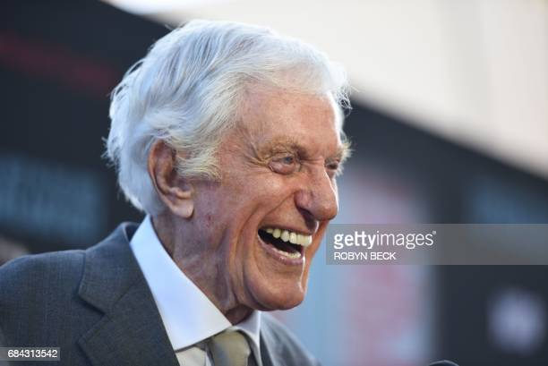 Actor Dick Van Dyke attends the premiere of the HBO documentary If Youre Not In the Obit Eat Breakfast May 17 2017 at the Samuel Goldwyn Theatre in...