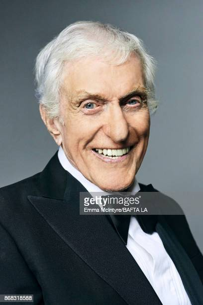 Actor Dick Van Dyke is photographer at the 2017 AMD British Academy Britannia Awards on October 27 2017 in Los Angeles California