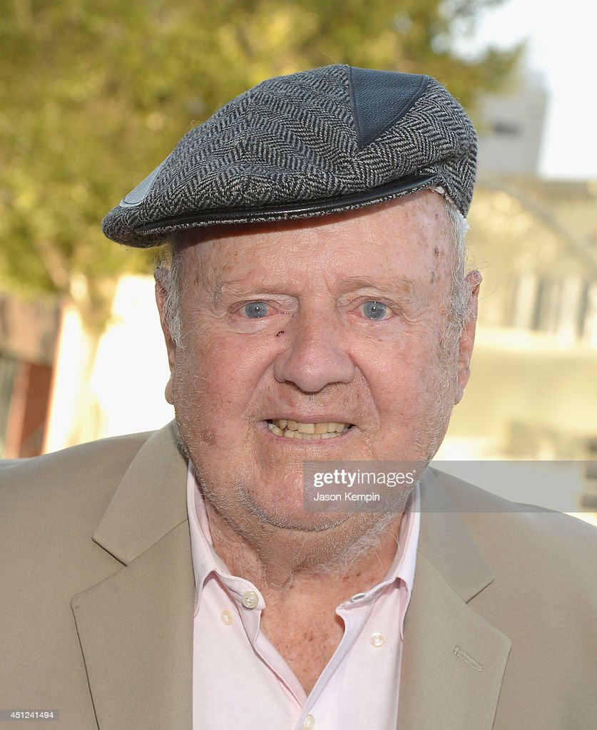 Actor Dick Van Patten attends the Farrah Fawcett 5th Anniversary Reception at the Farrah Fawcett Foundation on June 25, 2014 in Beverly Hills, California.