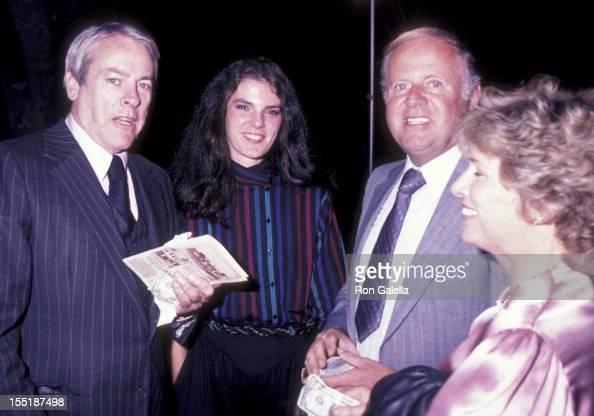 Actor Dick Van Patten, wife Patricia Van Patten, Kevin ...