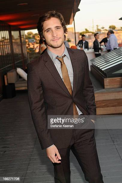 Actor Diego Boneta attends Coach's 3rd Annual Evening of Cocktails and Shopping to Benefit the Children's Defense Fund hosted by Katie McGrath JJ...