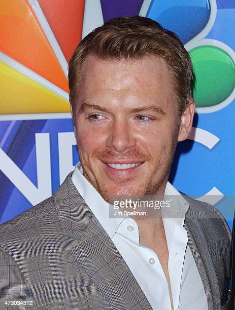 Actor Diego Klattenhoff attends the 2015 NBC upfront presentation red carpet event at Radio City Music Hall on May 11 2015 in New York City