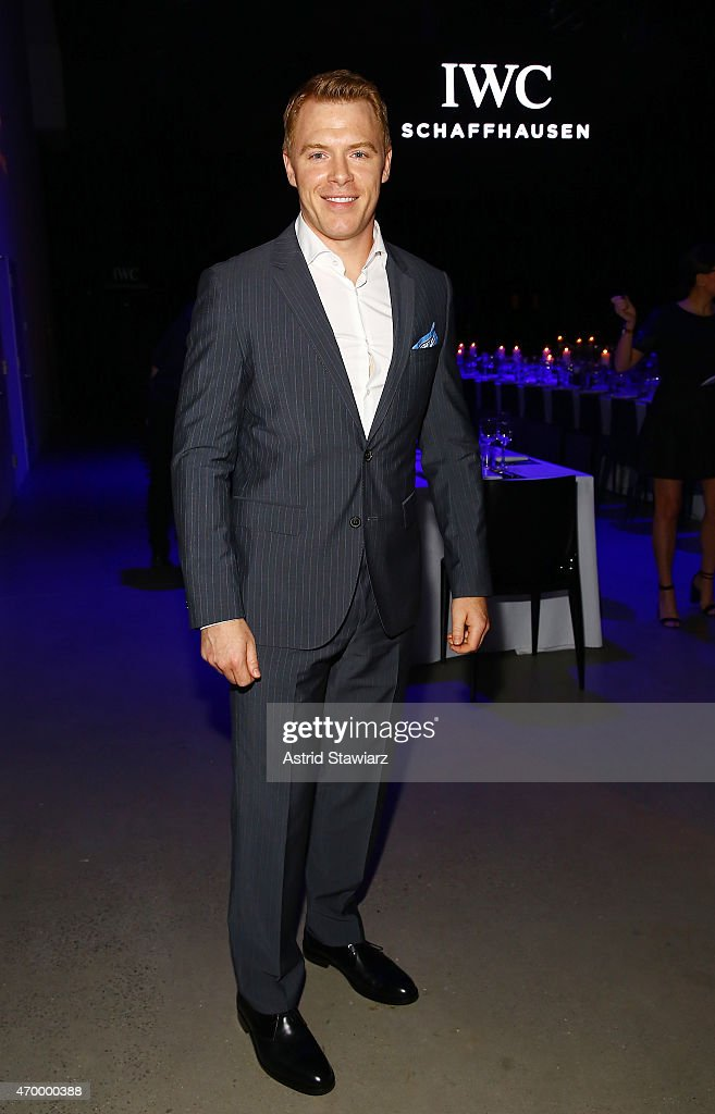 Actor Diego Klattenhoff attends the IWC Schaffhausen Third Annual 'For the Love of Cinema' Gala during the Tribeca Film Festival on April 16, 2015 in New York City.