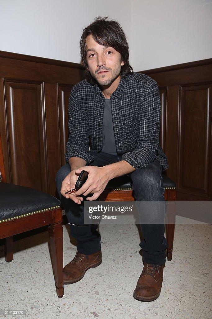 "Guadalajara Film Festival - ""Mr. Pig"" - Press Conference"