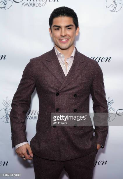 Actor Diego Tinoco attends the 34th Annual Imagen Awards at the Beverly Wilshire Four Seasons Hotel on August 10 2019 in Beverly Hills California