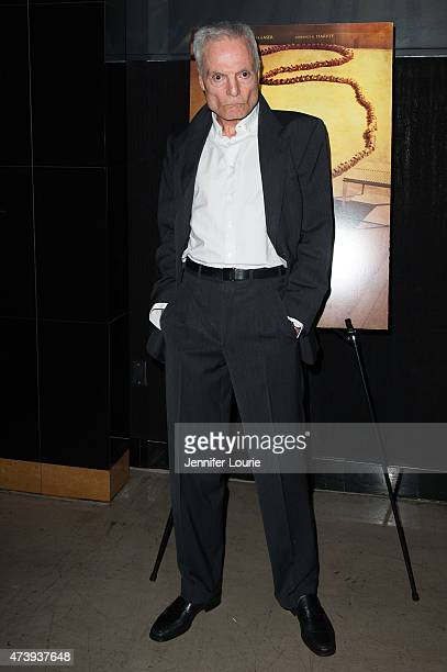 """Actor Dieter Laser arrives at the """"The Human Centepede 3 """" Los Angeles Premiere at the TCL Chinese 6 Theatres on May 18, 2015 in Hollywood,..."""