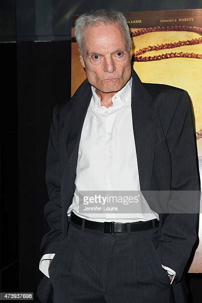 Actor Dieter Laser arrives at the The Human Centepede 3 Los Angeles Premiere at the TCL Chinese 6 Theatres on May 18 2015 in Hollywood California