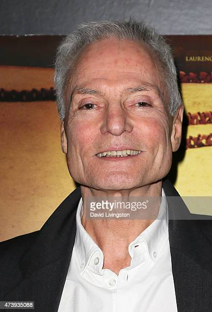 """Actor Dieter Laser attends the premiere of IFC Midnight's """"The Human Centepede 3 at the TCL Chinese 6 Theatres on May 18, 2015 in Hollywood,..."""