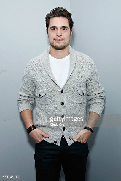 Actor Diogo Morgado attends Meet the Filmmakers Son Of God at Apple Store Soho on February 24 2014 in New York City
