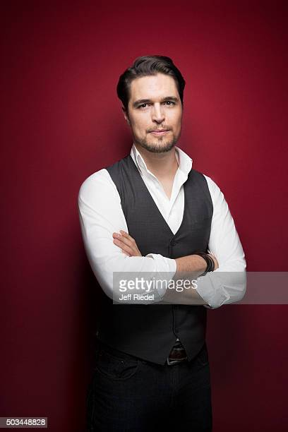 Actor Diogo Morgado is photographed for TV Guide Magazine on January 17 2015 in Pasadena California