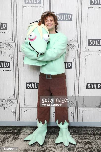 Actor director and author Matthew Gray Gubler visits Build Studio to discuss his book Rumple Buttercup A Story of Bananas Belonging and Being...