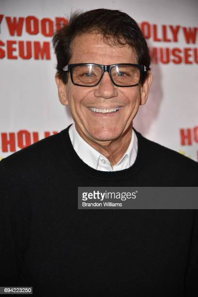 Actor / director Anson Williams attends the 'Real To Reel Portrayals And Perceptions Of LGBTQS In Hollywood' event at The Hollywood Museum on June 8...
