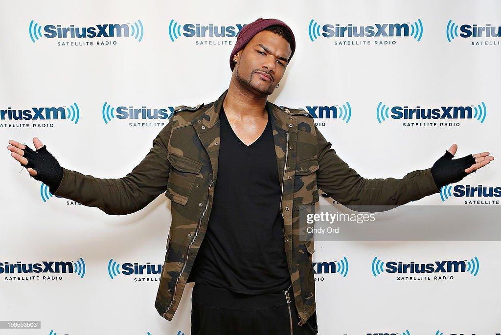 Celebrities Visit SiriusXM Studios - January 15, 2013