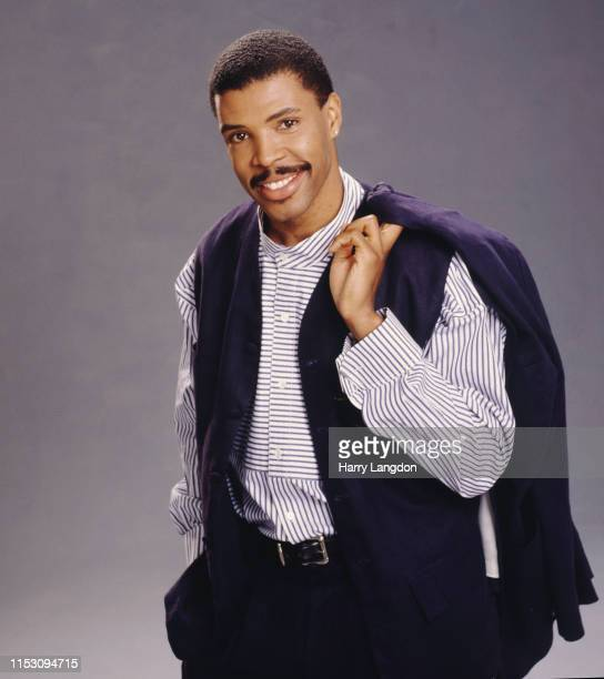 LOS ANGELES 1994 actor / director Eriq La Salle poses for a portrait in 1994 in Los Angeles California
