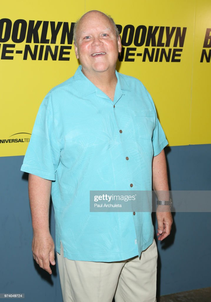Actor Dirk Blocker attends Universal Television's FYC of 'Brooklyn Nine-Nine' at UCB Sunset Theater on June 13, 2018 in Los Angeles, California.