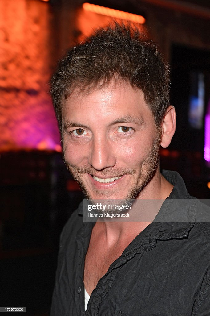 Actor Dirk Moritz attends the Verena Kerth birthday party at P1 on July 18, 2013 in Munich, Germany. Kerth also celebrated the release of the new Playboy issue with her on the cover.